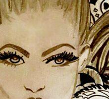 Clockwork Girls Sticker