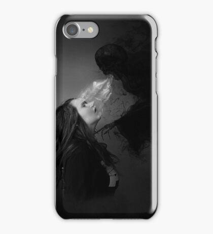 Dementor's Kiss iPhone Case/Skin