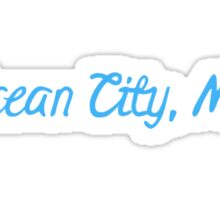 Ocean City, MD Sticker