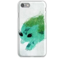 #001 iPhone Case/Skin