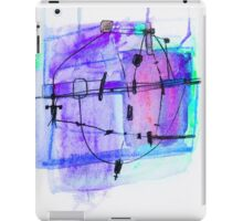 Sub Time Machine 1 iPad Case/Skin