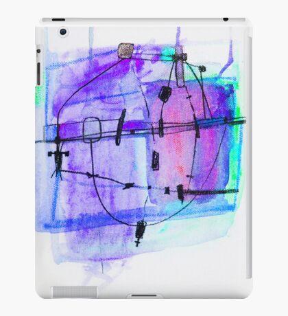 Sub Time Machine 1 iPad Case/Skin