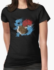 Water Starter Womens Fitted T-Shirt