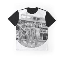 Vintage Models Graphic T-Shirt