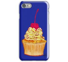 PinUp Cupcake! iPhone Case/Skin
