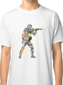 Sticker CSGO Classic T-Shirt