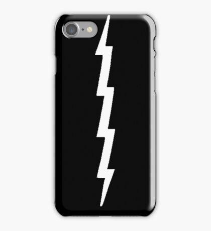 Weezer - Lightning Strap iPhone Case/Skin