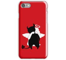 Guess  the evil one iPhone Case/Skin