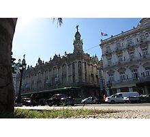 Havana 10 Photographic Print