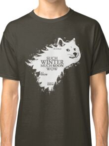 Game of doge Game of Thrones Classic T-Shirt