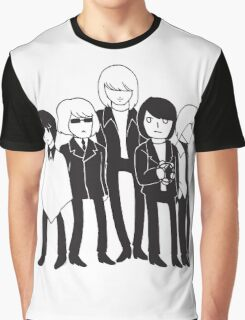 For The Byrds Graphic T-Shirt