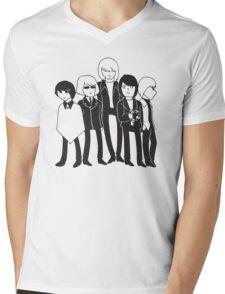 For The Byrds Mens V-Neck T-Shirt