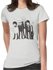 For The Byrds Womens Fitted T-Shirt