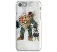 Mr.Bubbles iPhone Case/Skin