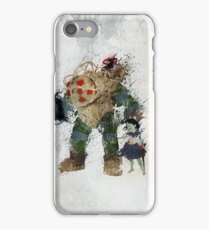Mr.Bubbles iPhone Case/Skin