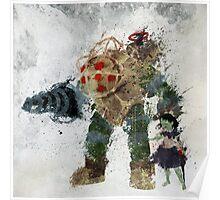 Mr.Bubbles Poster