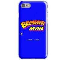 Bomberman Arcade iPhone Case/Skin