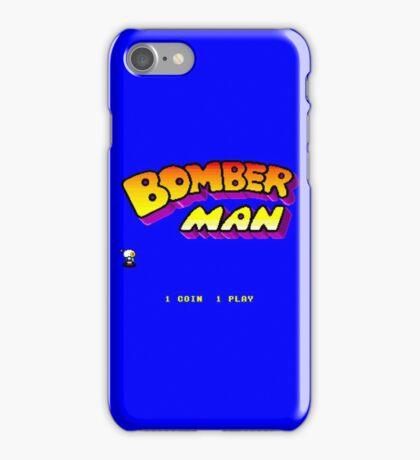 Bomberman Arcade iPhone Case/Skin