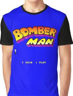 Bomberman Arcade Graphic T-Shirt