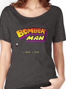 Bomberman Arcade Women's Relaxed Fit T-Shirt