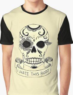 McCafferty - I Hate This Body Graphic T-Shirt