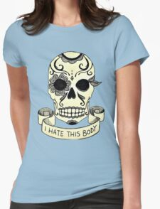 McCafferty - I Hate This Body Womens Fitted T-Shirt