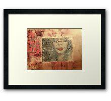 #701 Framed Print