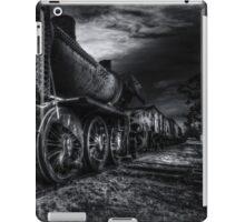 Cold steel iPad Case/Skin