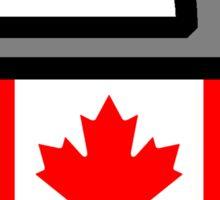 Canada Rocks! - Curling Rockers Sticker
