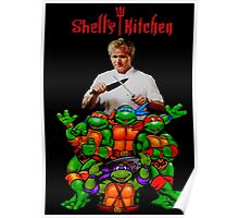 Shell's Kitchen Poster