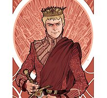 King Joffrey Baratheon - Game of thrones by SandSnow