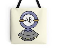 Bloodtype AB Tote Bag