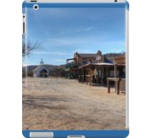 The Old Town  iPad Case/Skin