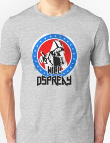 Will Ospreay Red White and Blue Unisex T-Shirt