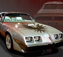 1979 Pontiac Firebird Trans Am by TeaCee