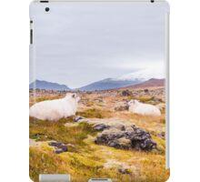 Icelandic sheep iPad Case/Skin