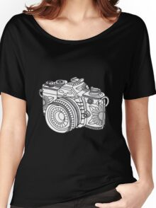 Camera Skate Women's Relaxed Fit T-Shirt
