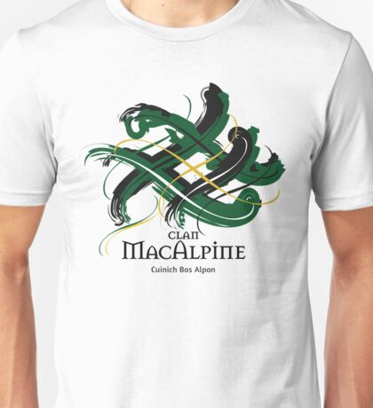 Clan MacAlpine  Unisex T-Shirt
