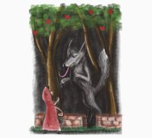 Litte Red and The Wolf T-Shirt