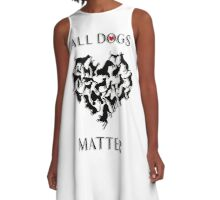 Every dog deserves a chance at having a loving, forever home; regardless of their breed and no matter the age, each dog deserves to be loved. A-Line Dress