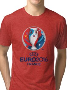 EURO 2016 Tri-blend T-Shirt