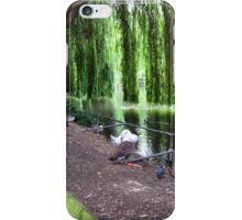 UNDER THE WILLOW TREE. iPhone Case/Skin