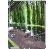 UNDER THE WILLOW TREE. iPad Case/Skin
