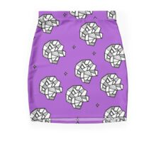 Feeling Rocky Mini Skirt