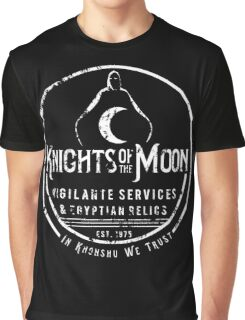 Knights of the Moon Graphic T-Shirt