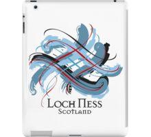 Loch Ness, Scotland  iPad Case/Skin