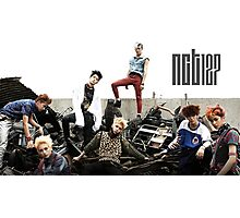 NCT127 poster Photographic Print