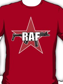 RAF Red Army Faction T-Shirt