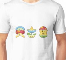 Mario Slot Machine Unisex T-Shirt