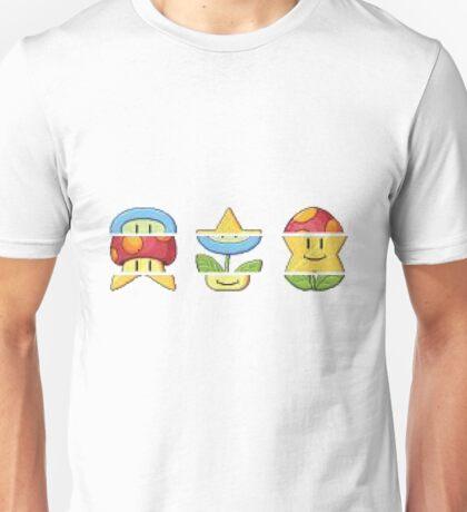 Mario Slot Machine Unisex T-Shirt